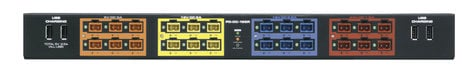 Middle Atlantic Products PD-DC-125R 125W Multi-Mount Universal DC Power Distribution for Small to Medium Devices PD-DC-125R