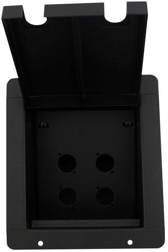 Pro Co PFB-4DS Sound Pocket with 4-Open 'D' Series Connectors PFB-4DS
