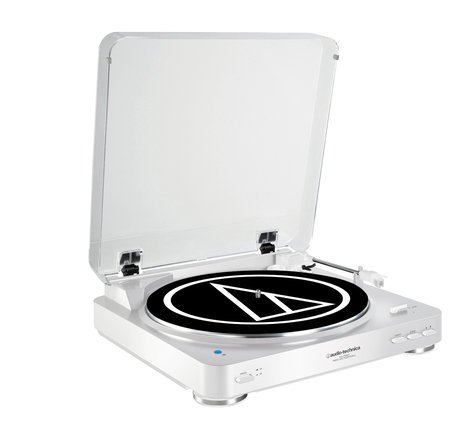 Audio-Technica AT-LP60-BT Belt Drive Stereo Turntable With Bluetooth AT-LP60-BT