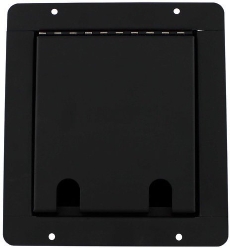 "Pro Co PFB-8DS Sound Pocket Mini Recessed Floor Box with 6 Connector Holes ""D"" Series PFB-8DS"