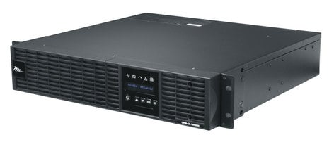 Middle Atlantic Products Premium Online Series 2RU, 1500VA UPS Backup Power System UPS-OL1500R