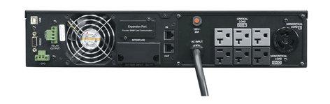 Middle Atlantic Products Premium Online Series 2RU, 2200VA UPS Backup Power System UPS-OL2200R