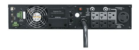 Middle Atlantic Products Premium Online Series 2RU, 3000VA UPS Backup Power System UPS-OL3000R
