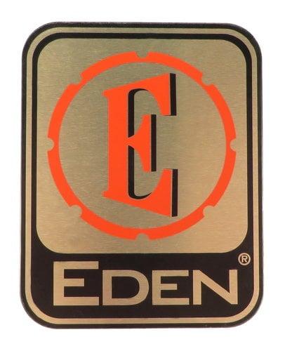 Eden Amplification USM-DLOGO Front Plate Logo for D410XLT USM-DLOGO