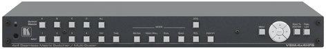 Kramer VSM-4X4HFS  4x4 Seamless Matrix Switcher/Multi-Scaler VSM-4X4HFS