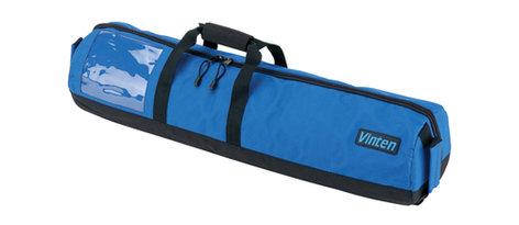 Vinten VB5-AP2F Vision blue5 2 Stage Tripod Kit with Fluid Head, Floor Spreader, Soft Case VB5-AP2F