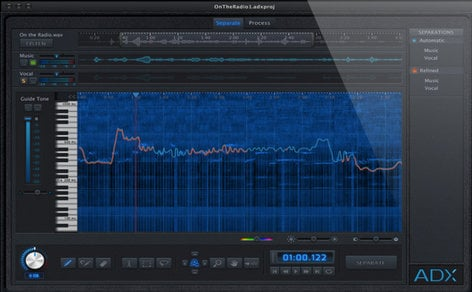 Audionamix TRAX Pro 3 Audio Source Separation Software [ELECTRONIC DELIVERY] TRAX-PRO