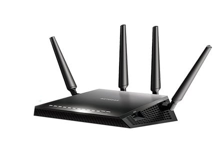 Netgear Nighthawk X4S AC2600 Smart WiFi Gaming Router, 160MHz R7800-100NAS