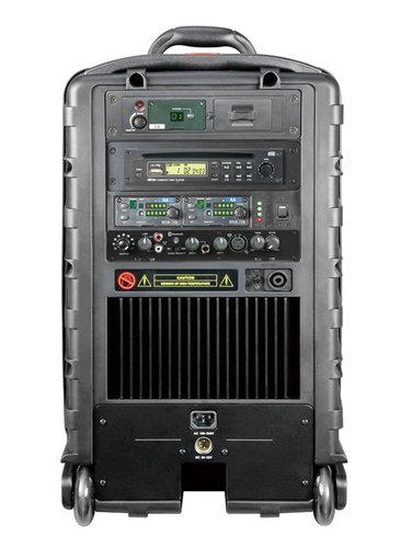 MIPRO MA-808 Portable Wireless PA System, 267W MA808PAB