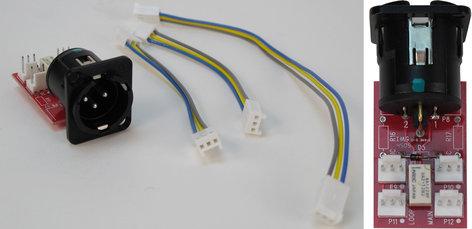 Studio Technologies 31211  Backup Microphone Output Card Kit  31211