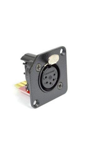 Interactive Technologies MOD-X5F  5-Pin Female Module for CueServer 2 Pro MOD-X5F
