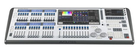 Avolites Arena Console Touring Package with Road Case 30-01-3040-PT