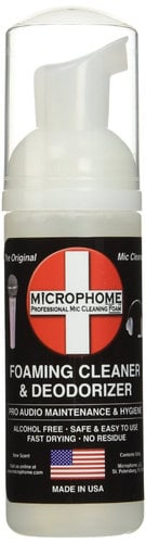Microphome Bottle of Microphone Cleaning Foam MICROPHOME-BOTTLE
