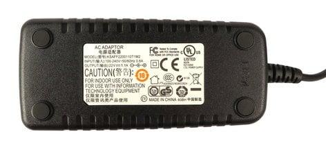 Blackstar Amps ADP0100900 22V 1.1A AC Adaptor for HTMT1 ADP0100900