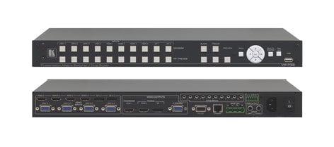Kramer VP-732  1RU 10 Input ProScale Presentation Switcher with Preview & Pro VP-732