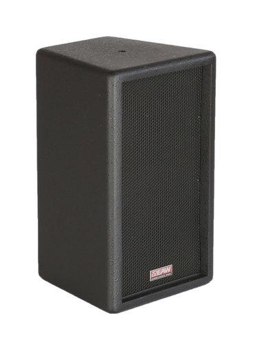 """EAW-Eastern Acoustic Wrks VFR69I-BLACK 6"""" 2-Way Passive Speaker in Black VFR69I-BLACK"""