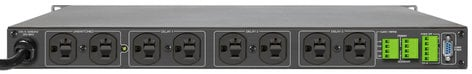 Furman CN2400S Smart Sequencer 20 Amp CN2400S