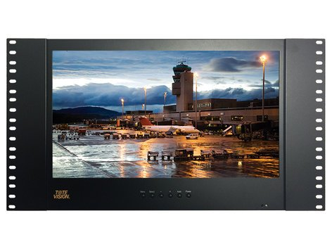 """ToteVision LED-1562HDR  15.6"""" Rackmount LCD Monitor with HDMI Input LED-1562HDR"""