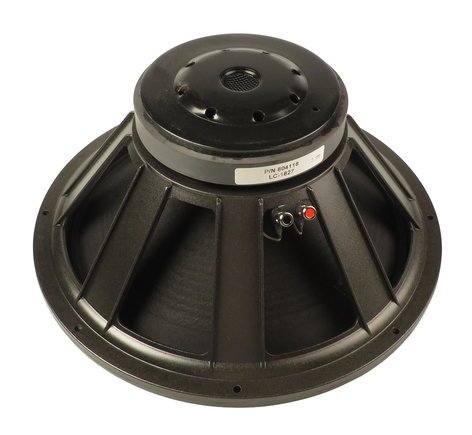 "EAW-Eastern Acoustic Wrks 804118  18"" Woofer for LC1827, LA129Z, and LA118 804118"