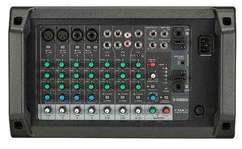 Yamaha EMX2 Powered Mixer and Amplifier EMX2