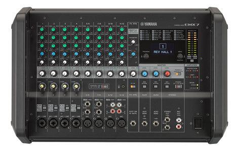 Yamaha EMX7  Powered Mixer EMX7
