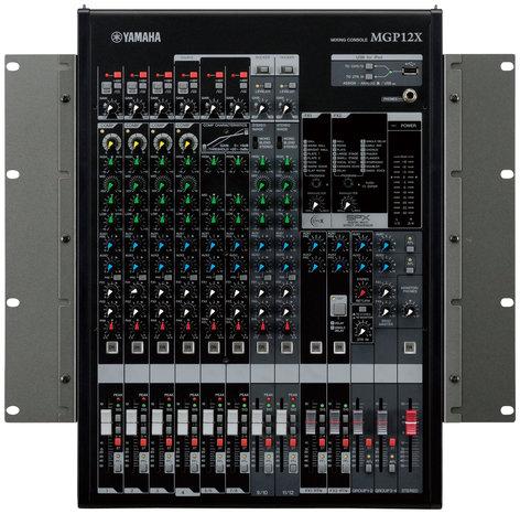 Yamaha MGP12X 12-Channel Compact Analog Mixing Console MGP12X-CA