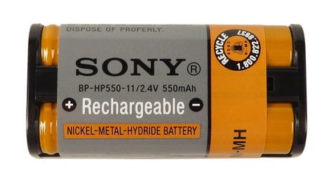 Sony 175674711  Rechargeable NiMH Battery for MDRRF970R 175674711