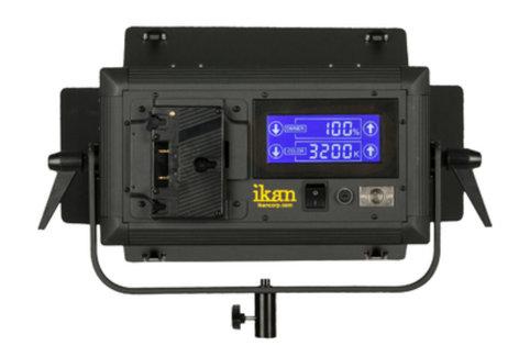 ikan Corporation IB500-PLUS  Bi-color LED Studio Light with Yoke & AB Mounting Plate IB500-PLUS