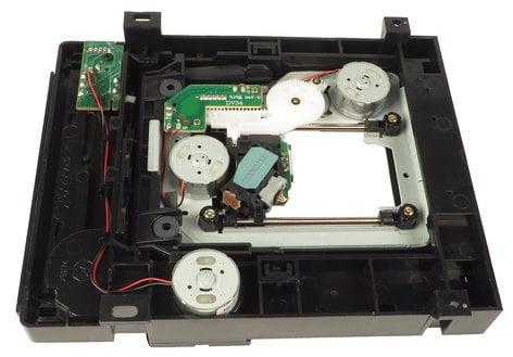 """VocoPro CDM-001 5.5"""" Plastic Disc Loader Mechanism for Gigstar CDM-001"""