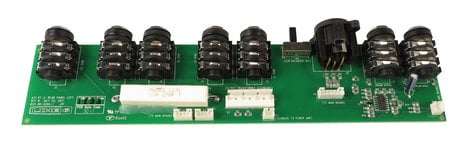 Line 6 50-02-0204  Back Panel PCB Assembly for DT25 50-02-0204