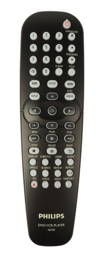Philips NA730UD  Remote Control for DVP3345VB NA730UD