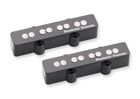 Seymour Duncan SJB-3S Quarter-Pound Jazz Bass Pickup Set 11402-56