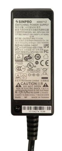 Clear-Com 400071Z Power Supply for PK7 400071Z