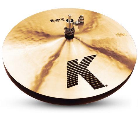 "Zildjian K0821 13"" K Hi-Hat Top K0821"