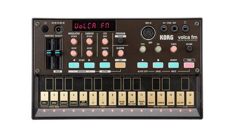 Korg volca fm Polyphonic Digital Synthesizer VOLCAFM