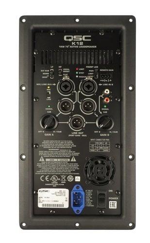 QSC WP-003309-00 Amp Assembly for K12 WP-003309-00