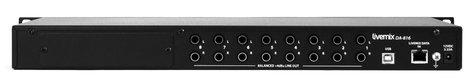 Livemix DA-816 Output Box Connects To MIX-16/32 DA-816
