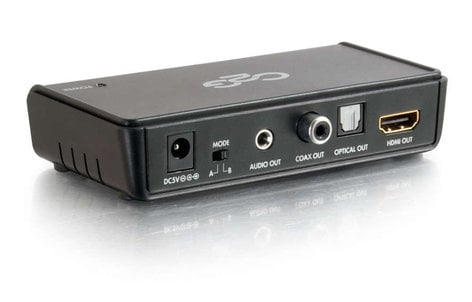 Cables To Go 40695-CTG HDMI Audio De-Embedder 40695-CTG
