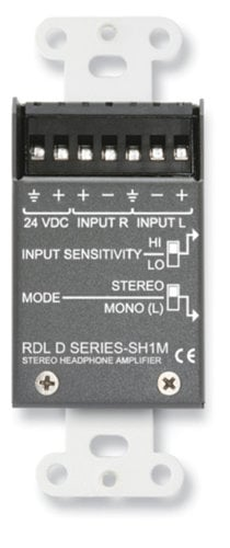 Radio Design Labs DB-SH1M  Stereo Headphone Amplifier DB-SH1M