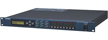 Yamaha SP2060 Digital Speaker Processor F/IF 2x6 SP2060