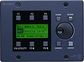 Yamaha ICP1 Wall-mountable Intelligent Control Panel for DME64N/DME24N ICP1