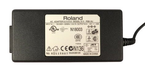 Roland 02900423  PSB-3U Power Supply for FP-5 02900423