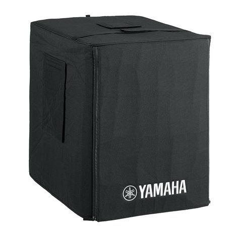 Yamaha SPCVR-15S01  Cover for DXS15  SPCVR-15S01