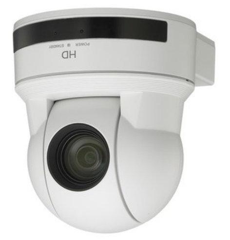 Sony EVIH100V/W [RESTOCK ITEM] D P/T/Z Camera, 1080p, DVI, White EVIH100V/W-RST-01