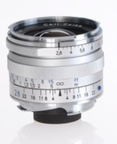 Zeiss 1365-655  Silver Biogon T* 2.8/28 ZM Lens 1365-655