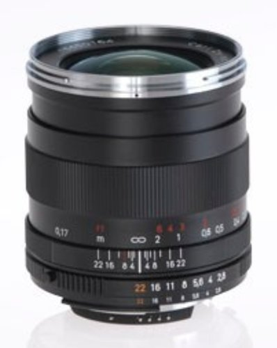 Zeiss 1796-379  Distagon T* 2.8/25 ZF.2 Lens 1796-379