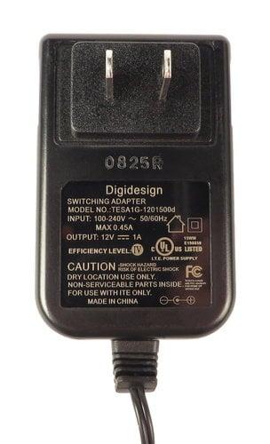 Avid 4000-55492-01  AC Adaptor for Mbox Pro 2 4000-55492-01