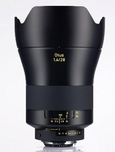 Zeiss 2102-181  Otus 1.4/28 ZF.2 Lens 2102-181