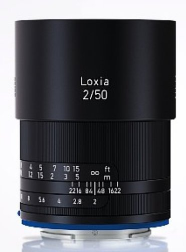 Zeiss 2103-748  Loxia 2/50 Lens 2103-748