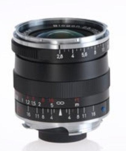 Zeiss 1365-653 Black Biogon T* 2.8/25 ZM Lens 1365-653